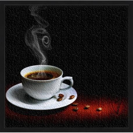 Topný obraz - Kafe