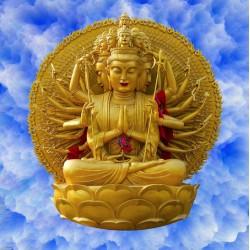 infrapanel - Buddhismus