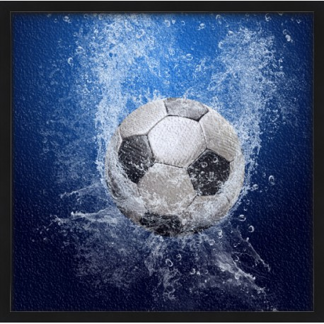 Topný obraz - Fotbalový míč
