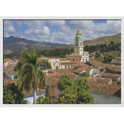 Topný obraz - Kuba