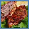 Topný obraz - Steaky