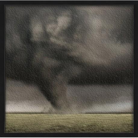 Topný obraz - Tornádo