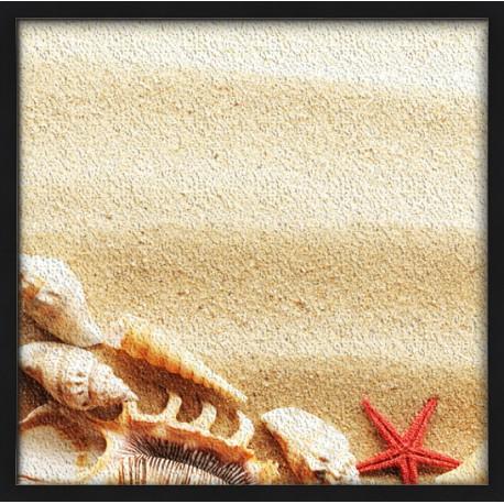 Topný obraz - Mořské suvenýry