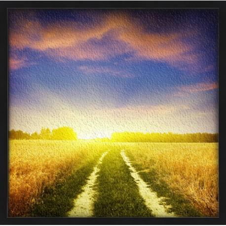 Topný obraz - Cesta za nadějí