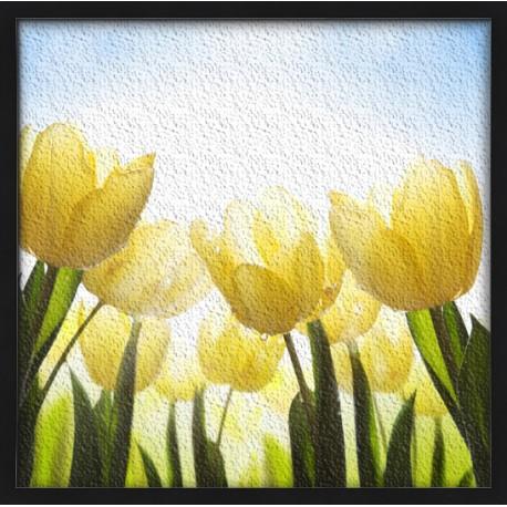 Topný obraz - Tulipány