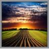 Topný obraz - Zoraná půda
