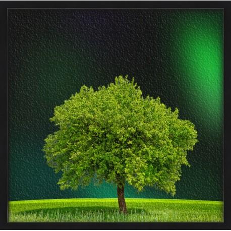 Topný obraz - Zelený strom