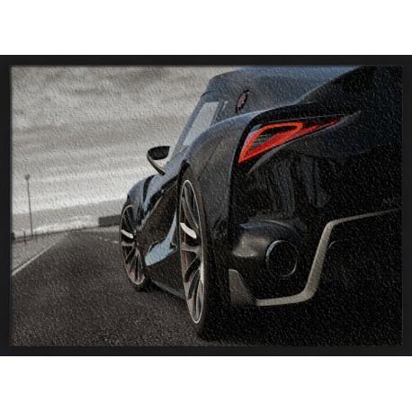 Topný obraz - Auto
