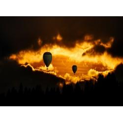 infrapanel - Horkovzdušný balón