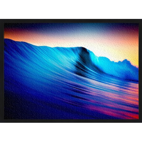 Topný obraz - Spektrální vlna