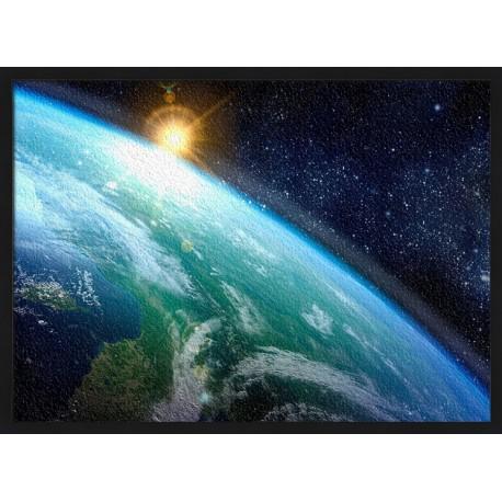 Topný obraz - Planeta Země