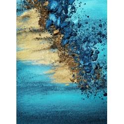 infrapanel - Abstraktní písek