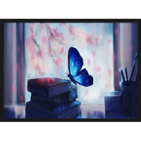 Topný obraz - Motýlek