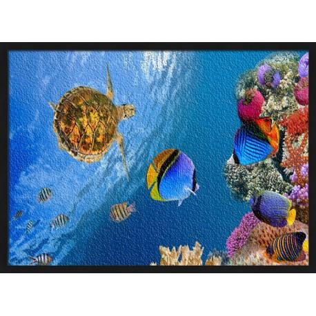 Topný obraz - Ryby