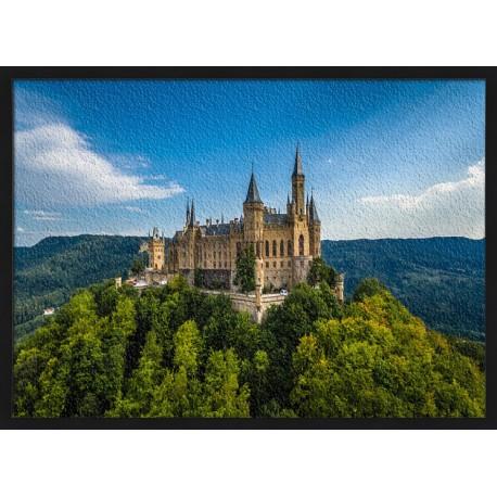 Topný obraz - Hrad Hohenzollern