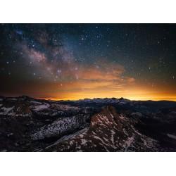 infrapanel - Hvězdná obloha