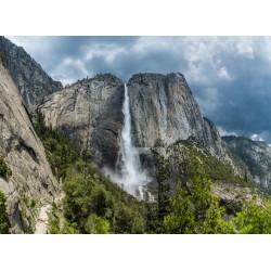 infrapanel - Yosemitský vodopád